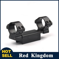 New Tatical 20 mm Flexible Mount Scope Ring 30mm Diameter for Hunting Rifle Scope Gun Accessory