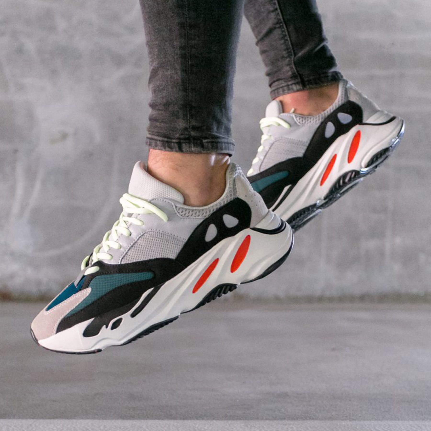 Image of adidas Yeezy Boost 700 Wave Runner Solid Grey
