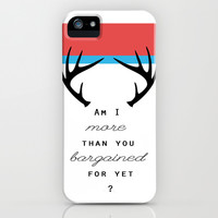 Sugar we're going down iPhone & iPod Case by Hannahclairehughes