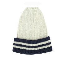 Striped Beanie from milkball