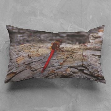 Dragonfly Pillow 2