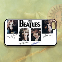 The Beatles  - iPhone 5/4s/4, Samsung Galaxy S3-Silicone Rubber or Hard Plastic Case, Phone cover