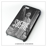 Swerve Swag Funny Phone Case Quote iPhone 4 4S 5 5S 5C 6 6 Plus , iPod 4 5  , Samsung Galaxy S3 S4 S5 Note 3 Note 4 , and HTC One X M7 M8 Case