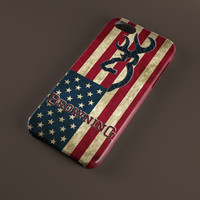 Browning-Deer-US-Flag for all phone device