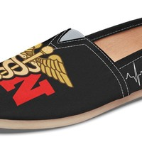 Registered Nurse Casual Shoes
