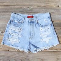 Wildwood Distressed Shorts