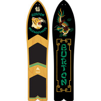BURTON x NEIGHBORHOOD Throwback Snowboard - Burton Snowboards