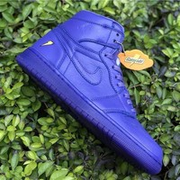 Air Jordan 1 Retro High Gatorade Grape AJ1 Sneakers