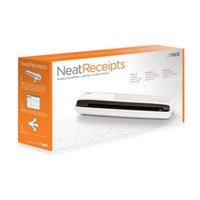 NeatReceipts® Mobile Scanner and Digital Filing System