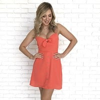 Orange Coast Mini Dress