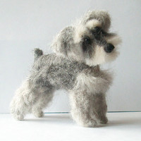 Custom Needle Felted Sculpture Of Your Dog