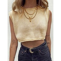 Honey Knit Tank