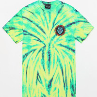 Santa Cruz Screaming Hand Tie-Dye T-Shirt at PacSun.com