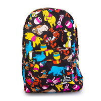Disney Loungefly Winnie The Pooh Backpack