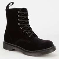 Dr. Martens Page Womens Boots Black  In Sizes