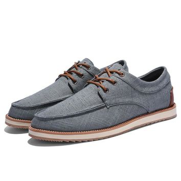 Summer Stylish Casual Permeable Soft Anti-skid Shoes [6542338051]