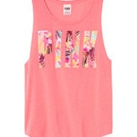 Results For: Tanks boyfriend tank pink | Victoria's Secret: Lingerie and Women's Clothing, Accessories & more. | Search
