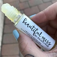 Beautiful Mess Essential Oil