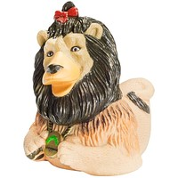 Lion Wizard of Oz Rubber Duck