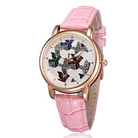 Designer's New Arrival Awesome Trendy Stylish Gift Good Price Great Deal Ladies Korean Lovely Watch [9249152772]