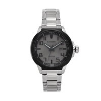 Drive from Citizen Eco-Drive Men's AR Stainless Steel Watch - AW1461-58H (Grey)