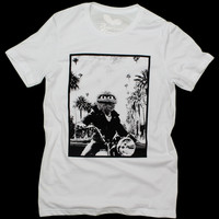 'Real Puppets Of HollyWood' ~Mash-Up~ Unisex T-shirt ~by American Anarchy Brand