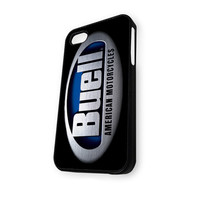 BUELL Motorcycle Logo iPhone 5/5S Case