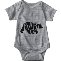 Baby Bear Infant Onesuit