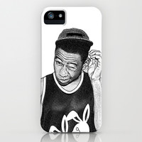 Tyler the Creator iPhone & iPod Case by Rui Faria | Society6