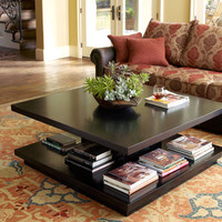Book It Coffee Table