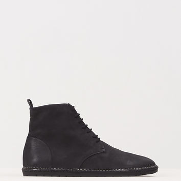 Totokaelo - Marsell Black Sancrispa Field Boot - $620.00
