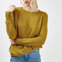 Mohair Mix Jumper | Topshop