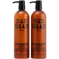 TIGI Bed Head Hair Care Colour Goddess Colour Goddess Tween Set - Shampoo 750ml & Conditioner 750ml - Gifts & Sets at allbeauty.com