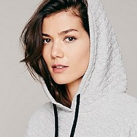Free People  Emma Heart Hoodie at Free People Clothing Boutique