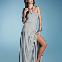 Elan Maxi Strapless Convertible Dress Skirt