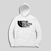 The south butt Hoodie