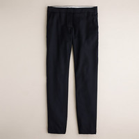 J.Crew Womens Paley Pant In Super 120S Wool