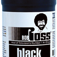 Bob Ross Gesso-Black 16oz