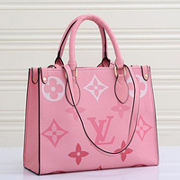 Louis Vuitton LV By The Pool Onthego GM Women's Tote Handbag Shoulder Bag