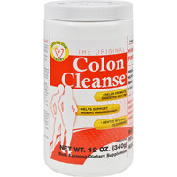 Health Plus The Original Colon Cleanse Plain - 12 Oz