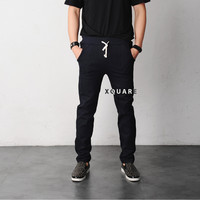 Dick 3 Slim Straight Jersey Pants