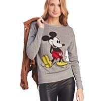 Classic Mickey Mouse™ Sweater | Wet Seal
