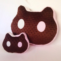 Steven Universe COOKIE CAT plush JUMBO throw pillow