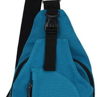 jeansian Women's Casual Outdoor Chest Pack Backpack Shoulder Bag BGA010