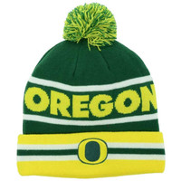 Oregon Ducks NCAA 2014 Nike Pom Knit