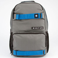 Burton Treble Yell Backpack Heather Grey One Size For Men 22958213001