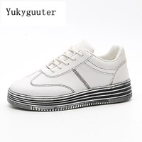 Women Skateboarding Shoes Sport 2018 Light Wight Sneakers Outdoor Athletic Breathable Comfortable High Quality Shoes Woman
