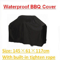 Waterproof BBQ Cover Garden Patio Dust Gas Barbecue Grill Protector