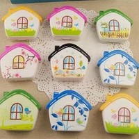 Contact Lens Case Kit (House)
