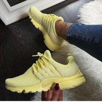 Nike Air Presto Ultra Breeze Women Running Sneakers Sport Shoes